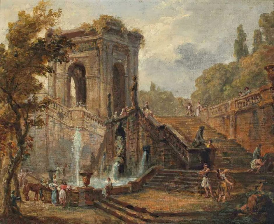 Hubert Robert - Tutt'Art@ (18)