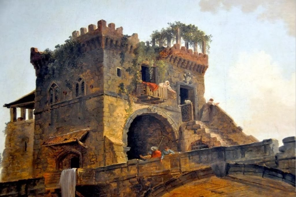 Hubert Robert - Tutt'Art@ (20)