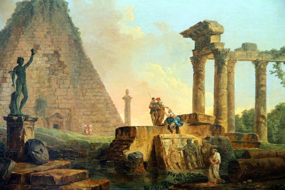 Hubert Robert - Tutt'Art@ (8)