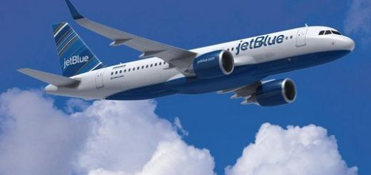 Jet Blue Airbus A320NEO neo