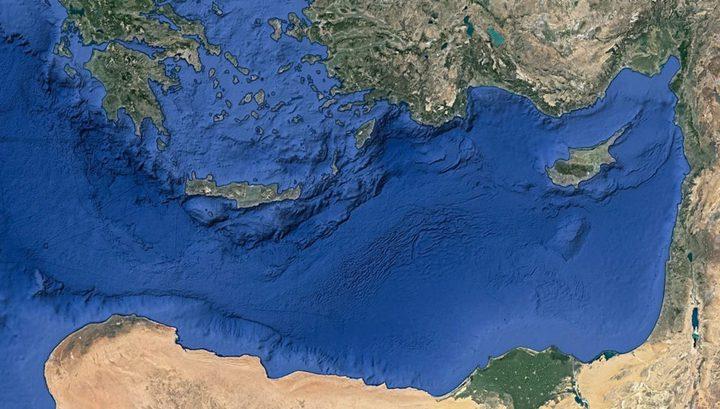 In The Mediterranean Sea Have Found The Oldest Piece Of Ocean Floor