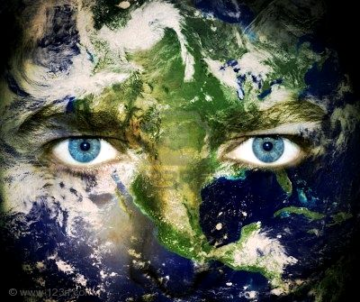 3827330-environment-concept-eyes-of-planet-earth