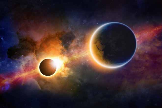 In the constellation Aquarius found 3 planets similar to ...
