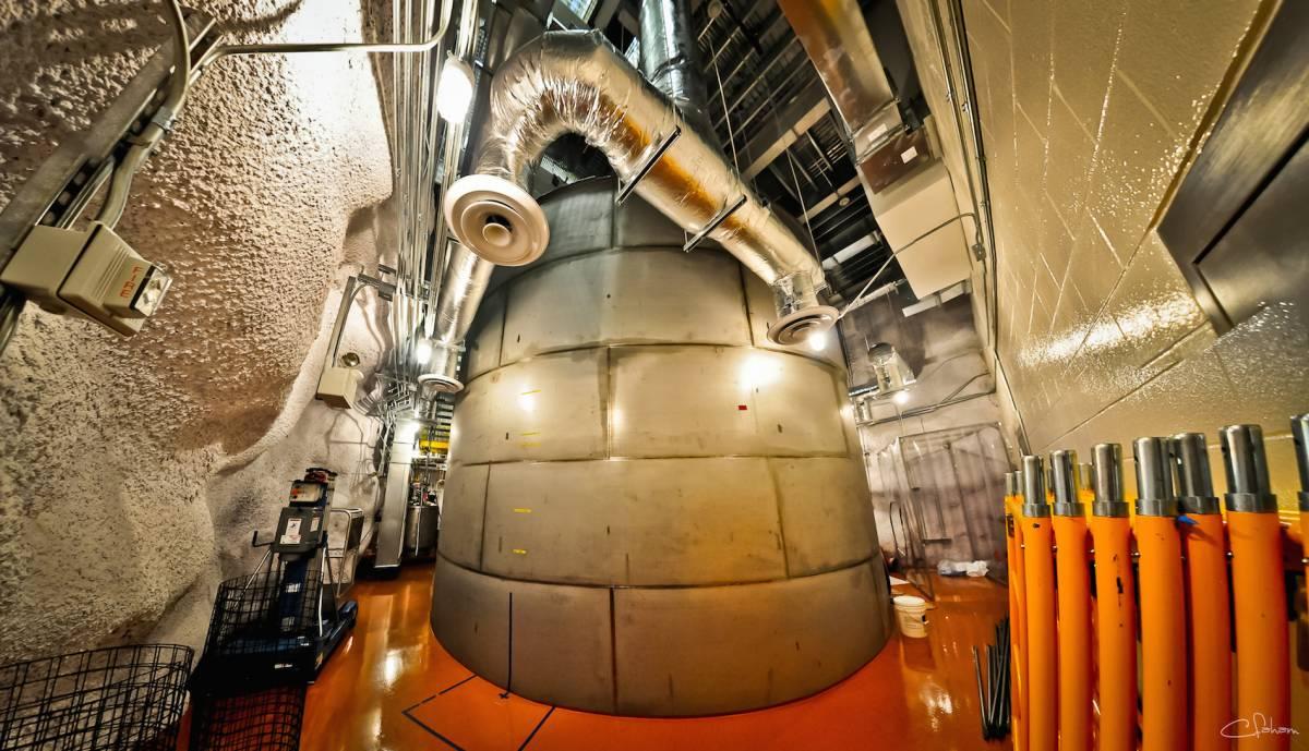 Capacity for liquid xenon