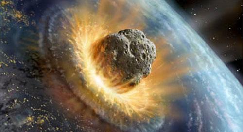 meteor-hitting-earth