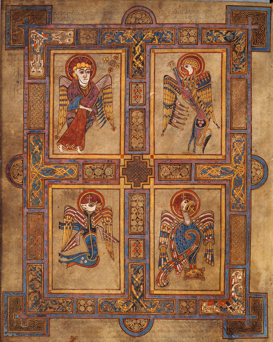 The Secret Book Of Kells