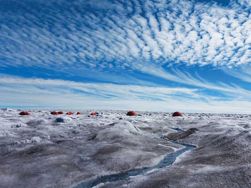 """greenland glaciers and global warming essay Since global warming is the gradual increase in temperature, one of the results is the continuous melting of ice sheets and glaciers (houghton 176) """"ice sheets covering half of greenland and substantial portions of west antarctica"""" are starting to melt due to the warming earth (""""global environment: data""""."""