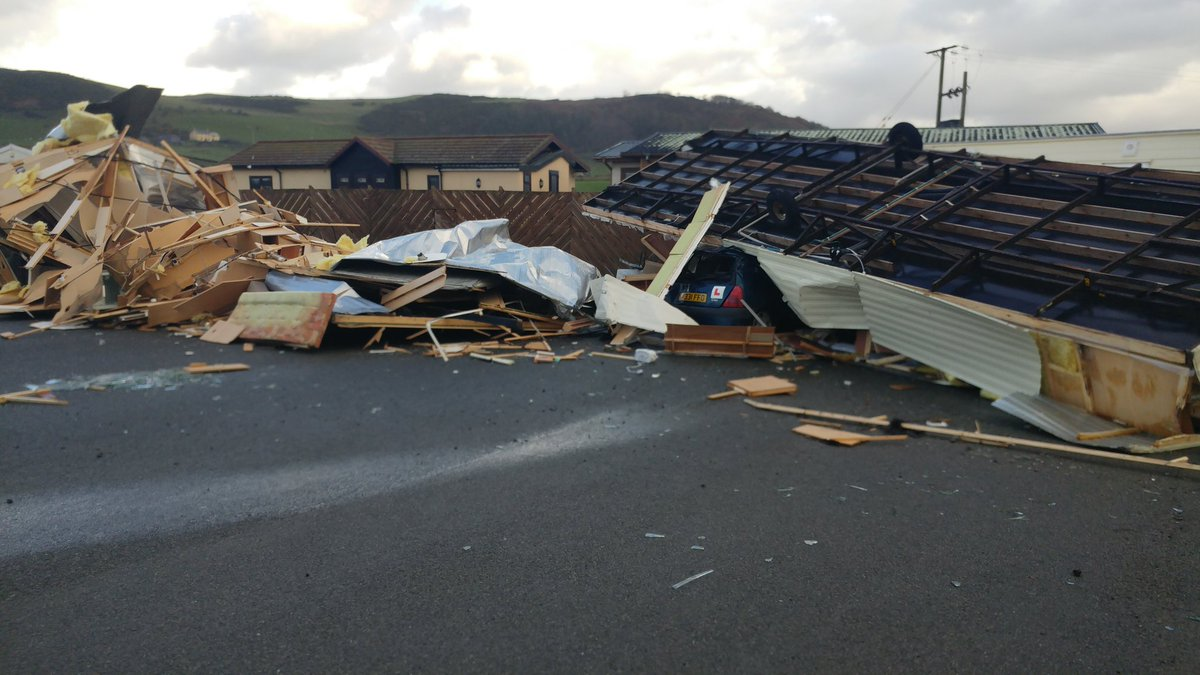 Excellent BBC News  In Pictures Scotland Hit By Stormforce Winds