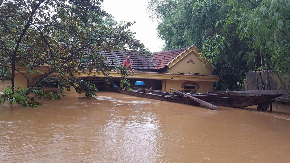 Flooding in Vietnam | Earth Chronicles News