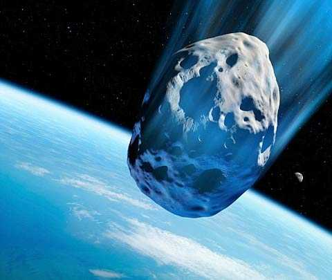 Nasa has created an early warning system asteroid attack for Why was nasa created