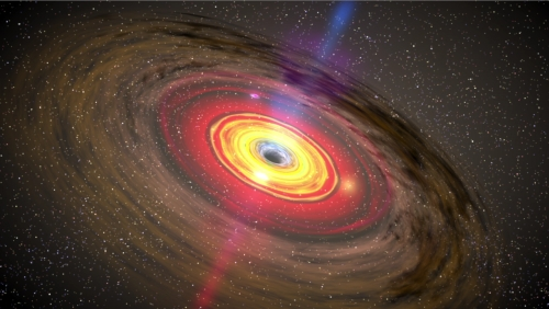 black-hole-disk