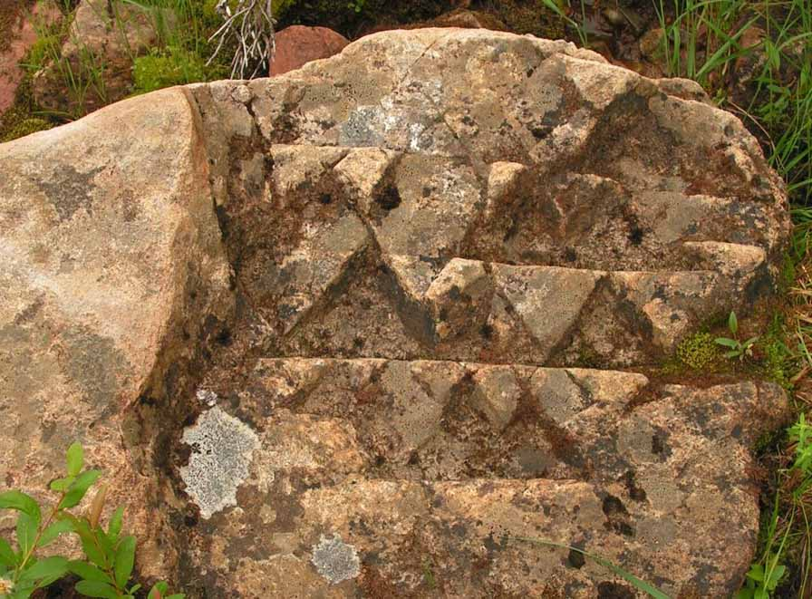 In yakutia found the mysterious stone earth chronicles news