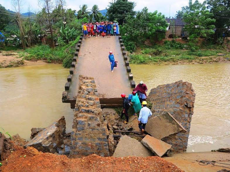 Flooding in Vietnam   Earth Chronicles News