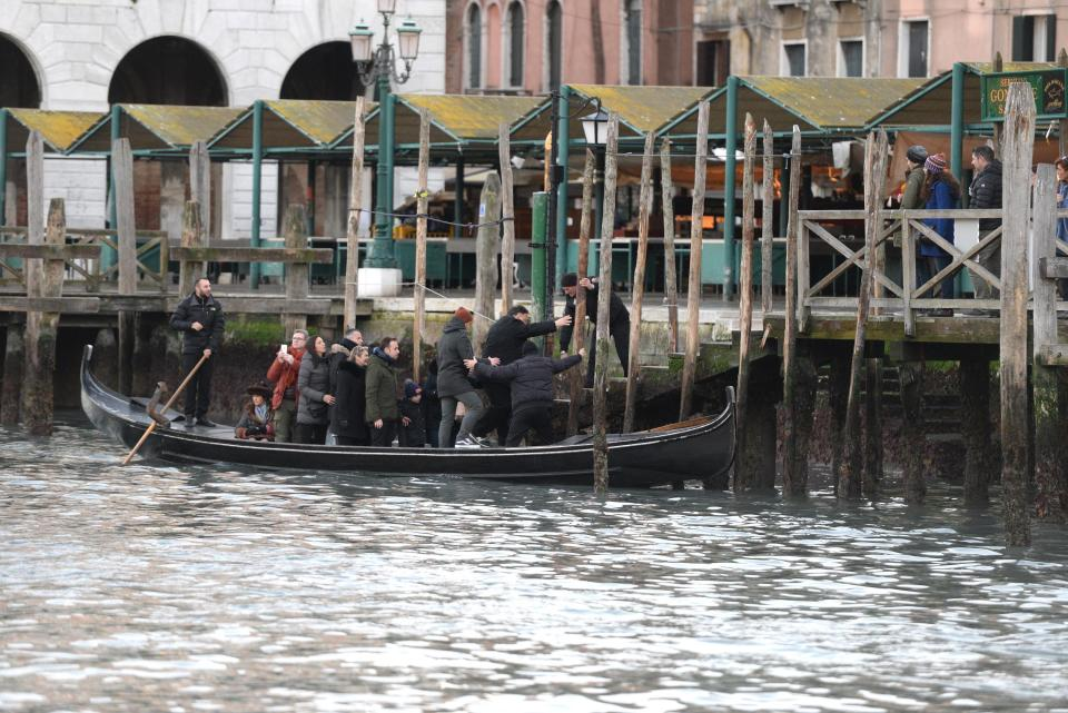 Venice Without Channels Earth Chronicles News