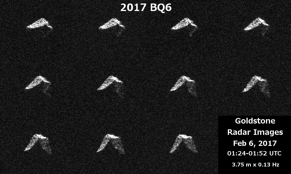 asteroid in may 2017 - photo #44