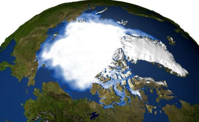 an analysis of the arctic climate on the planet earth