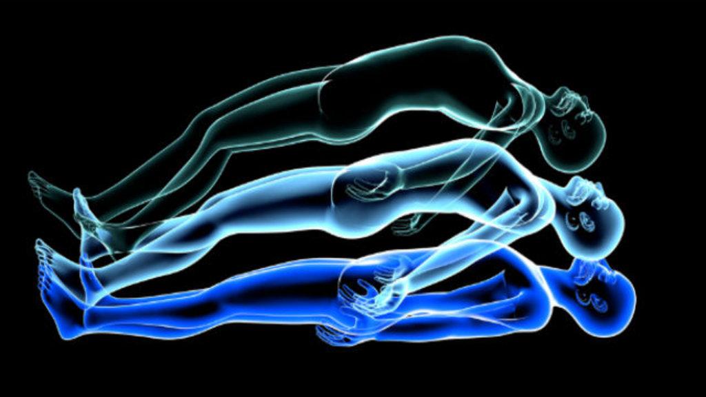 Seele Löst Sich Vom Körper