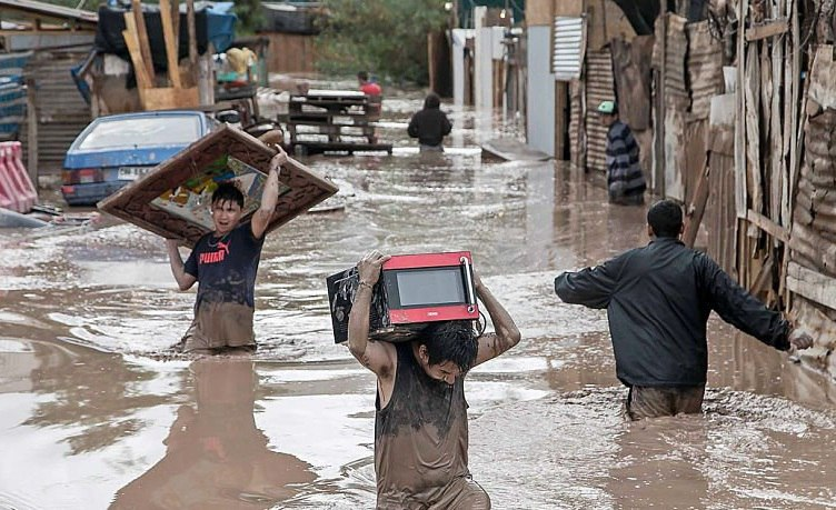 Flooding in Peru | Earth Chronicles News