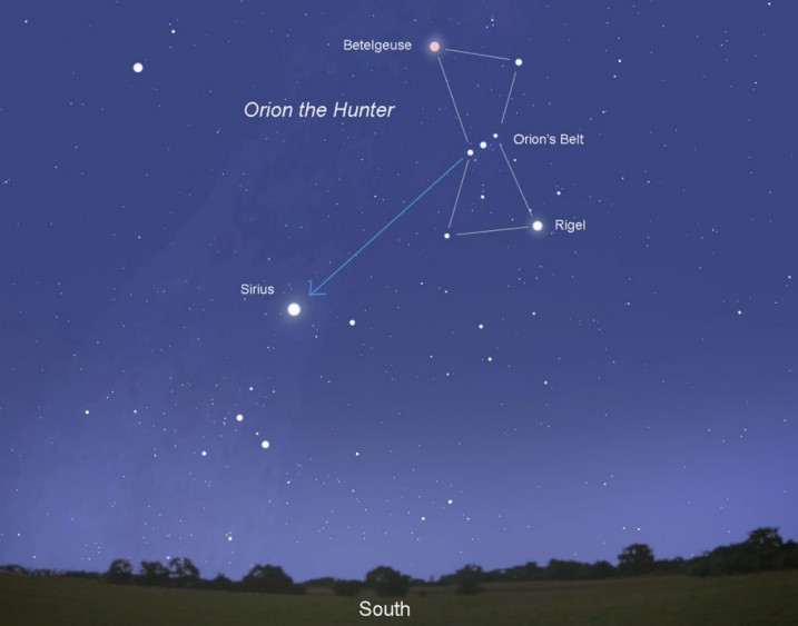 10 facts about the constellations above our head | Earth ...