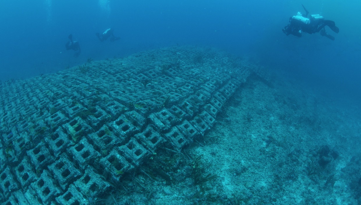 Does The Underwater Bimini Road To Atlantis Earth