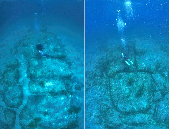 does the underwater bimini road to atlantis earth chronicles news
