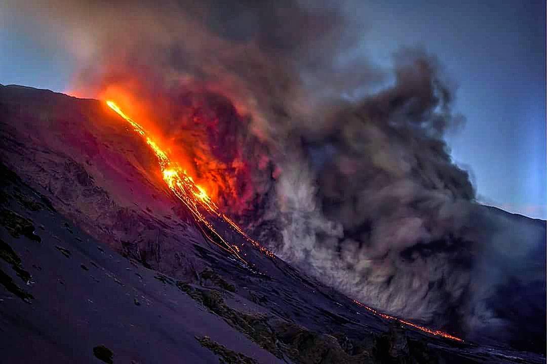 вулкан онлайн смотреть