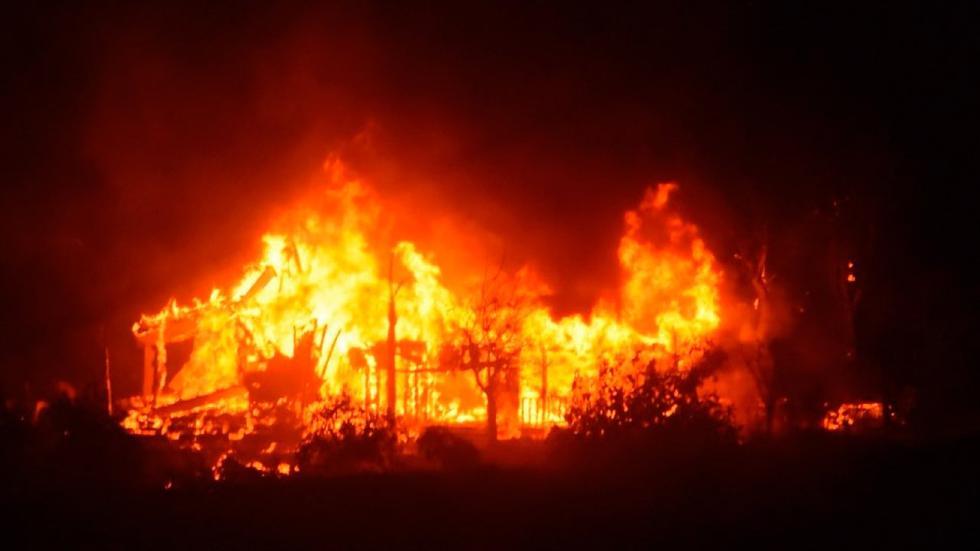 fire natural calamities