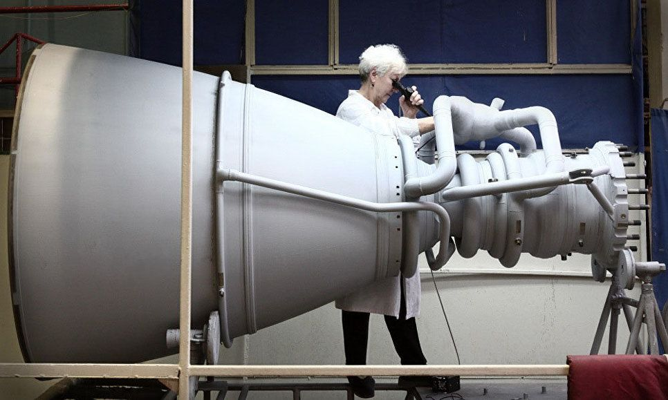 In Russia they create a methane rocket engine | Earth Chronicles News