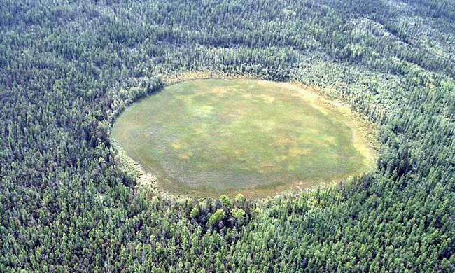 Resultado de imagen de tunguska meteor