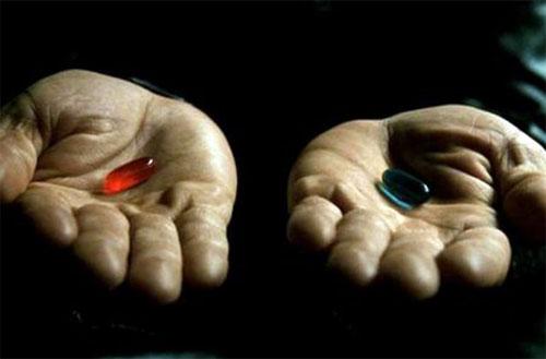 """Vedoucí pracovníci Bank of Amerika jsou přesvědčeni: """"Je 50% šance, že žijeme v Matrixu"""""""