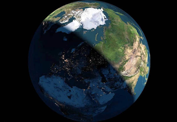 The Earth's rotation is slowing down | Earth Chronicles News