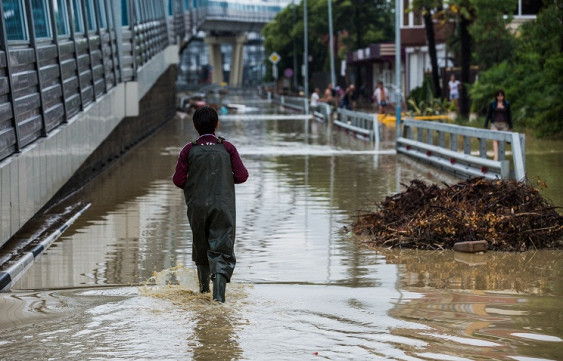 Catastrophic flood in China | Earth Chronicles News