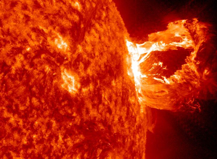 nasa solar flares 2017 earth - photo #1