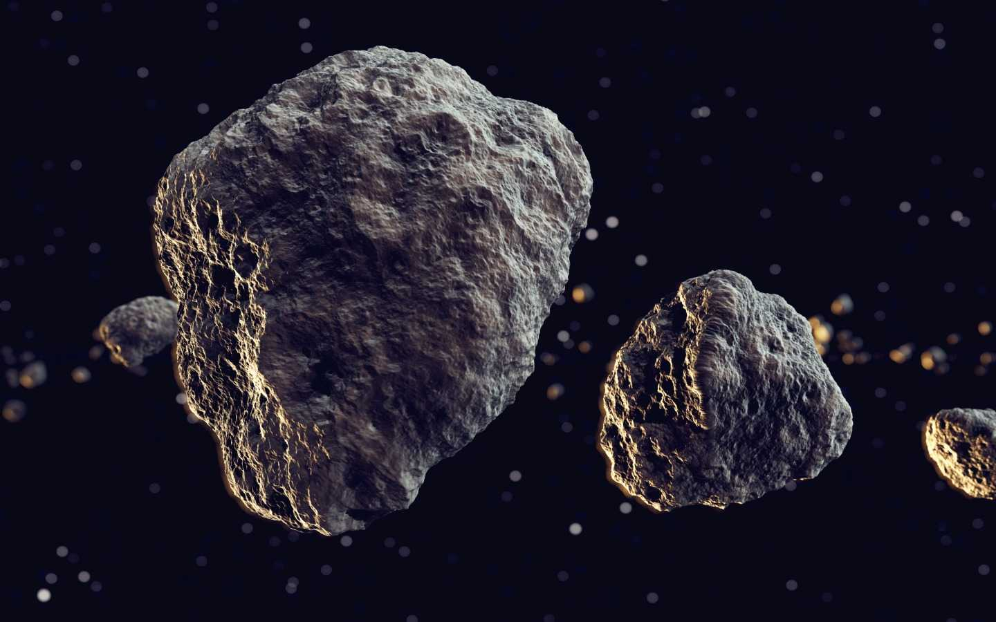 most asteroids round - photo #38