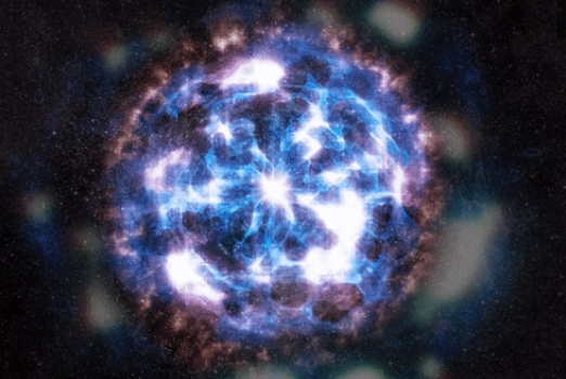 supernova first observed in 400 years - photo #46