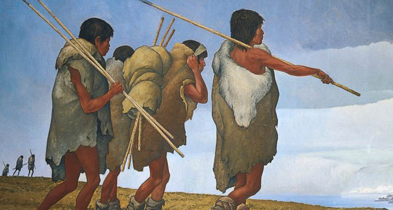 When did the first people appear in America? | Earth Chronicles News