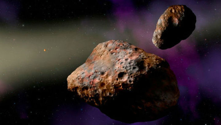 Good guy giant asteroid | Earth, Science and nature, Space